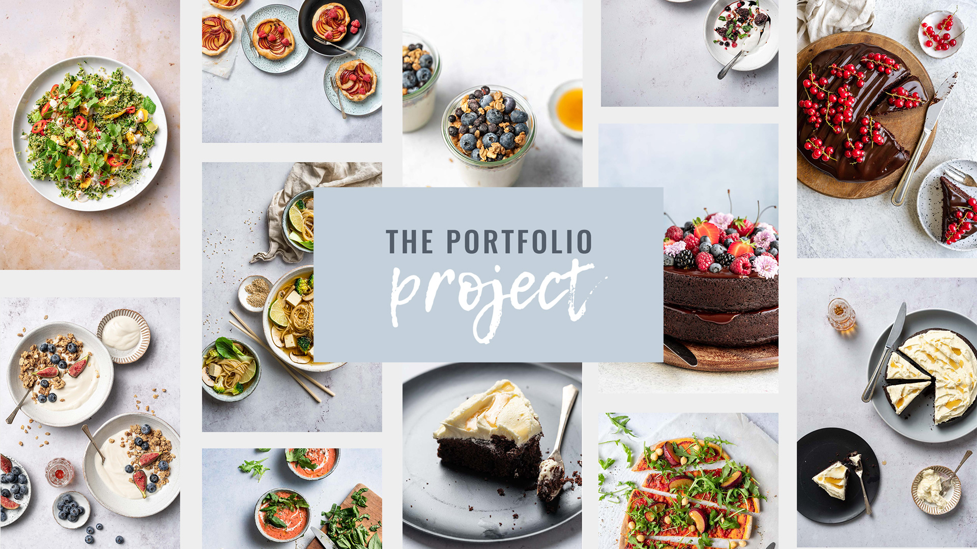 The Portfolio Project Course