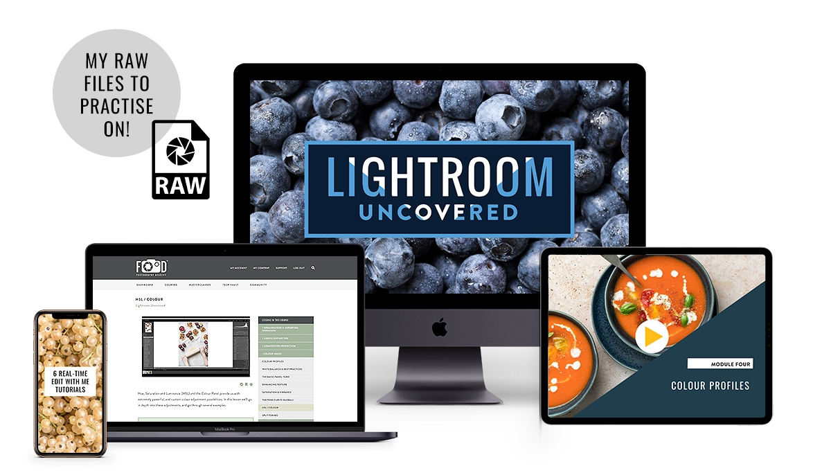 Lightroom Uncovered Course