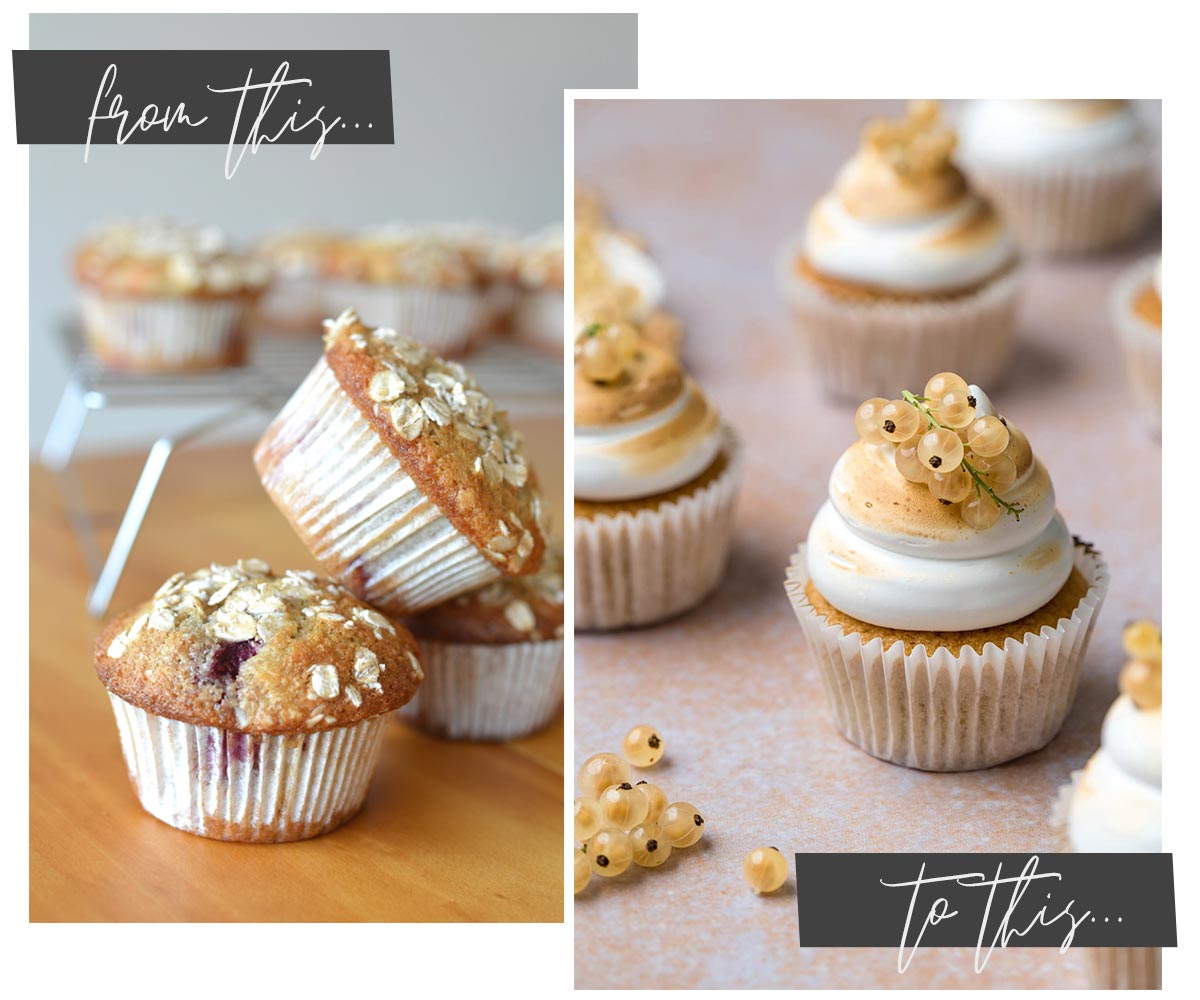 Food Photography Academy Transformation