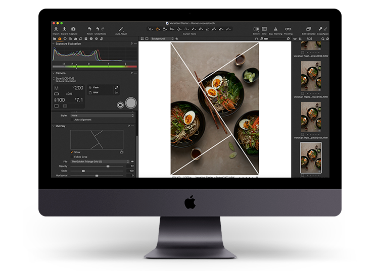 Capture One Tethering Masterclass