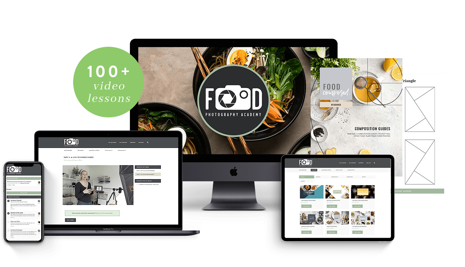 Introducing Food Photography Academy