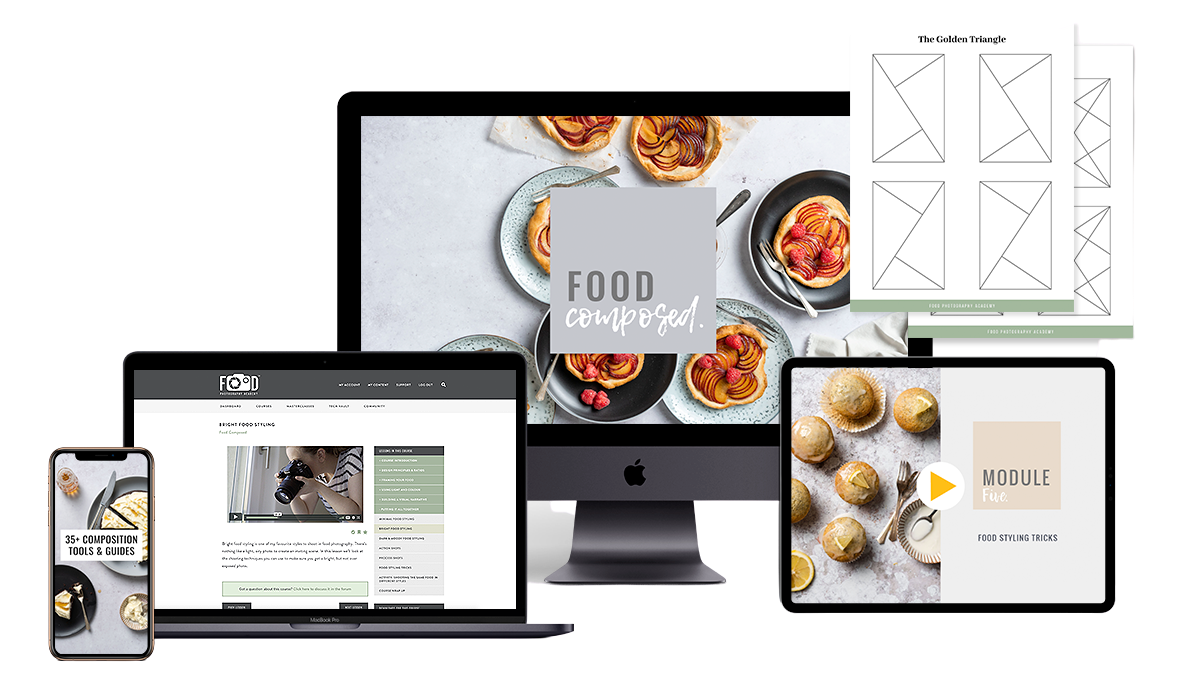 Food Composed Course Overview